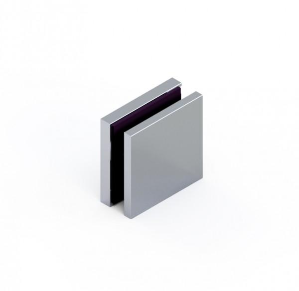 d•Lux Halteklammer Glas-Wand 90°